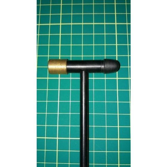Martello professionale con inserti intercambiabili per varie applicazioni