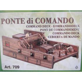 Ponte di comando Prestige - Scala 1:54 - mm 260