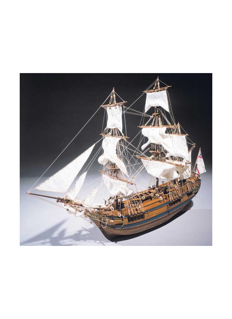 H.M.S. Bounty - Scala 1:60 - mm 810