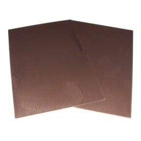 Brawa foglio muro ogni scala colore marrone tipo assi di legno 2 pezzi
