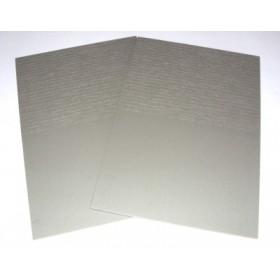 Brawa foglio muro ogni scala colore grigio tipo getto di cemento 2 pezzi