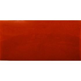 Plastica trasparente rossa mm0,3x100x200