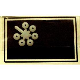 Serie rondelle per filo da 1,5mm