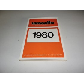 raccolta rilegata Unoaotto 1980