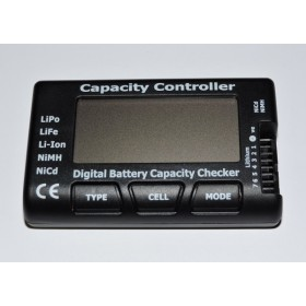 Cellmeter7 misuratore di carica delle batterie