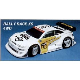 Rally Race sport con motore montata