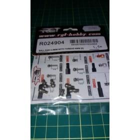 Uniball 4.9 mm filetto 4 mm