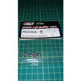 Uniball 4.9 mm filetto 6 mm
