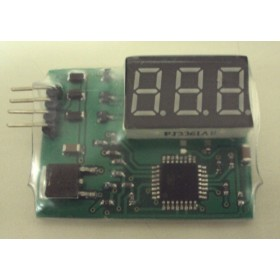 Voltmetro digitale