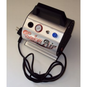 Mini compressore a pistone con serbatoio valigetta