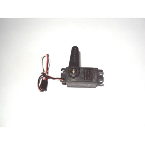 servo goteck 13-15 kg 5-6 volt ingranaggi metallo-2bb