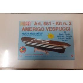 A Vespucci 1/84 kit n›2