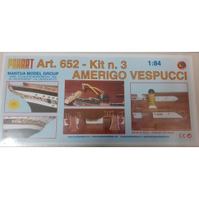 A Vespucci 1/84 Kit n›3