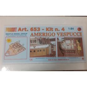 A Vespucci 1/84 Kit n›4