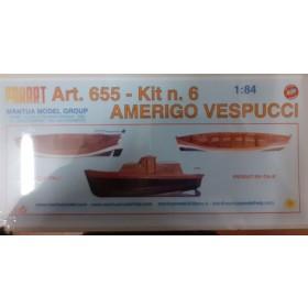 A Vespucci 1/84 kit n›6
