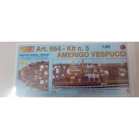 A Vespucci 1/84 kit n›5