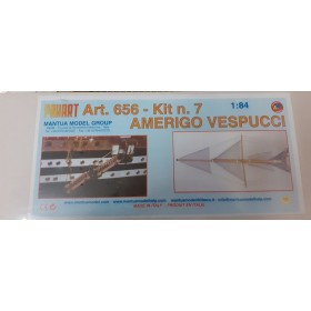 A Vespucci 1/84 kit n›7