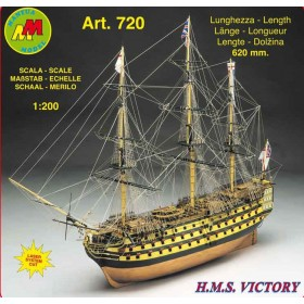 Victory scala 1:200- lunghezza MM 620