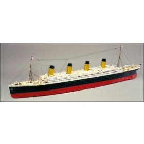 Titanic kit n›1 scafo