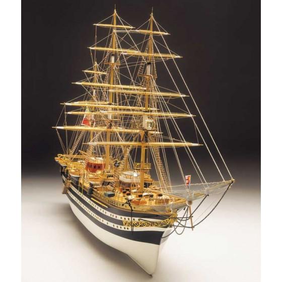 Amerigo Vespucci - scala 1/100-lunghezza mm 1000