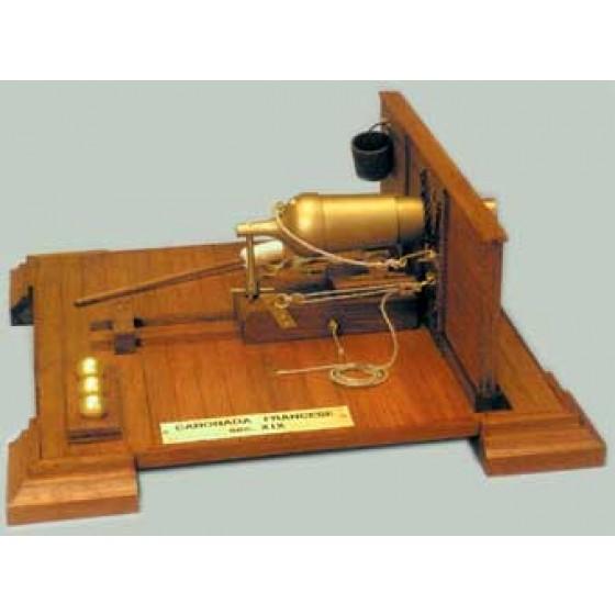 Caronada francese XIX sec. - mm 215x215