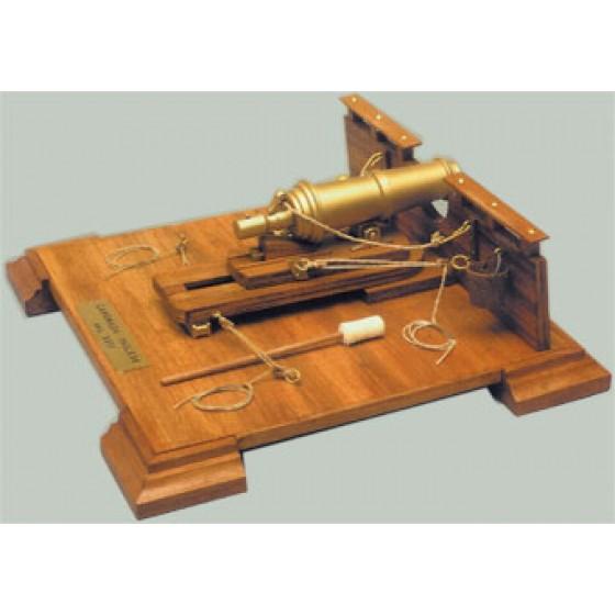 Caronada inglese XVIII sec. - mm 215x215
