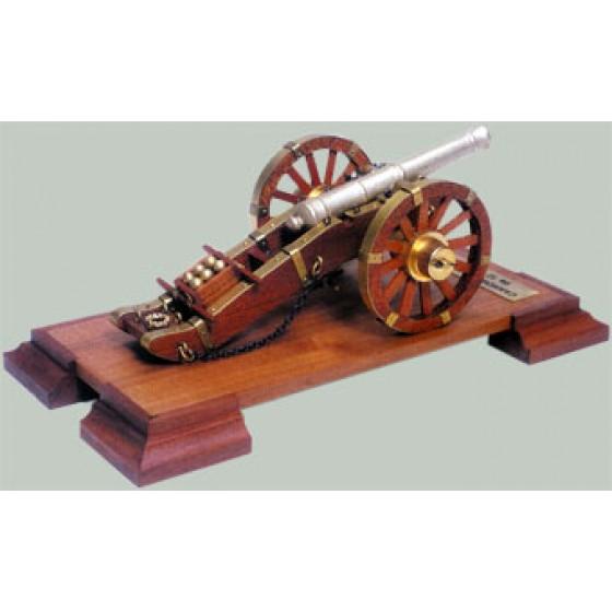 """Cannone napoleonico da 12"""" XVIII sec. - mm 110x210"""