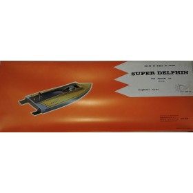 Super Delphin scafo