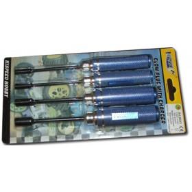 Serie chiavi a tubo 4,5-5,5-7-8