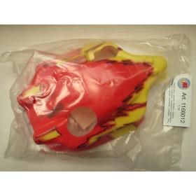 Carrozzeria SE rosso/giallo