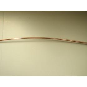 Tubo rame cotto mm 3x4x1000