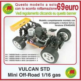 VULCAN STD 1/16 - Sconto Rottamazione